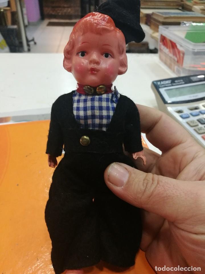Muñecas Extranjeras: Lote de seis muñecas y muñecos tradicionales años 50/60 - Foto 4 - 111279847