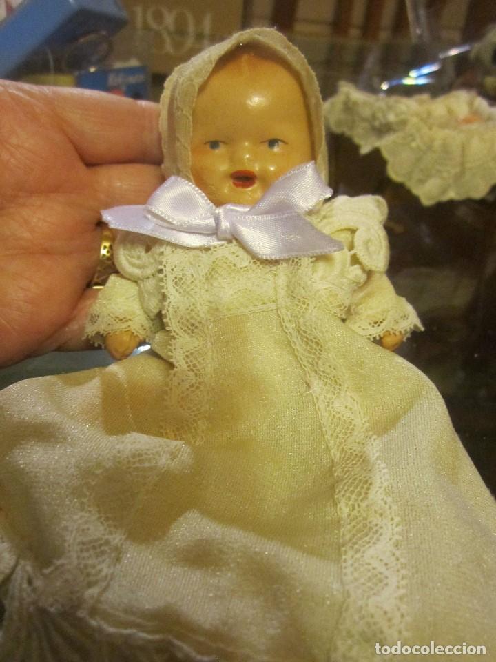 Muñecas Extranjeras: antiguo muñeco composición - Foto 3 - 112644503