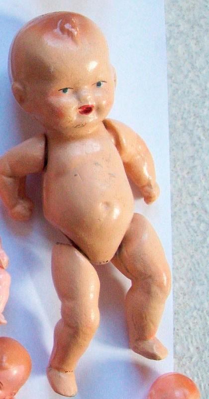 Muñecas Extranjeras: antiguo muñeco composición - Foto 2 - 112644503