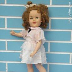 Muñecas Extranjeras: MUÑECA AMERICANA SHIRLEY TEMPLE DE IDEAL AÑOS 50. Lote 112670751