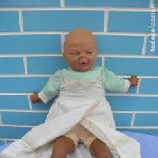 Muñecas Extranjeras: MUÑECO BEBÉ AMERICANO SQUALLING BABY DE HORSMAN AÑOS 50. Lote 112796731