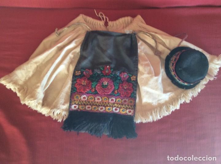 Muñecas Extranjeras: MUÑECA ANTIGUA. ¿HOLANDA?. ANDADORA - Foto 4 - 113846723