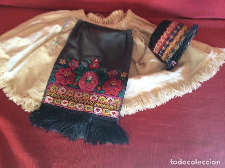Muñecas Extranjeras: MUÑECA ANTIGUA. ¿HOLANDA?. ANDADORA - Foto 5 - 113846723