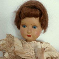 Muñecas Extranjeras: ANTIGUA MUÑECA ALEMANA WW 5/0 - AÑOS 40. Lote 114631079