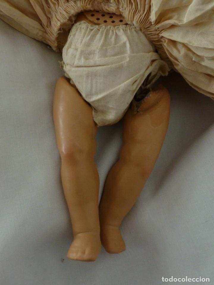 Muñecas Extranjeras: ANTIGUA MUÑECA ALEMANA WW 5/0 - AÑOS 40 - Foto 4 - 114631079