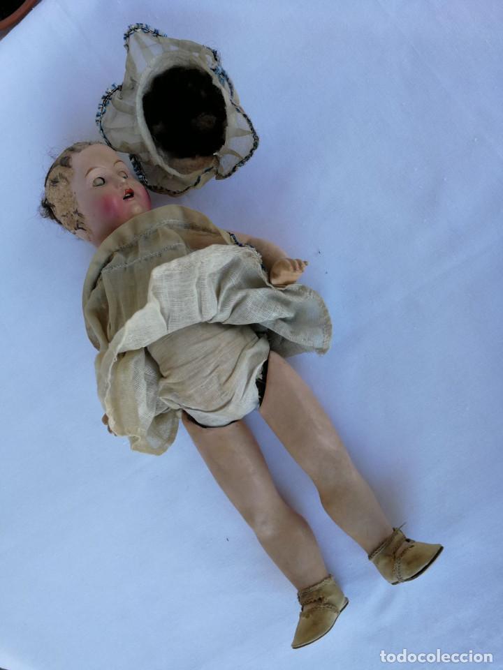 Muñecas Extranjeras: MUÑECA ALEMANA KAMMER & REINHARD principios sXX y pequeño lote piezas muñecas (VER FOTOS) - Foto 2 - 115474119