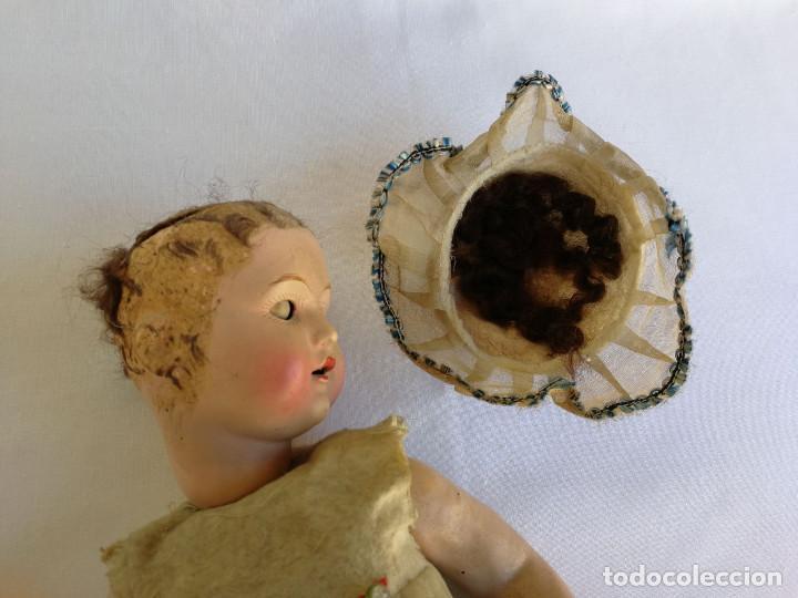 Muñecas Extranjeras: MUÑECA ALEMANA KAMMER & REINHARD principios sXX y pequeño lote piezas muñecas (VER FOTOS) - Foto 3 - 115474119