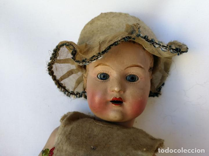 Muñecas Extranjeras: MUÑECA ALEMANA KAMMER & REINHARD principios sXX y pequeño lote piezas muñecas (VER FOTOS) - Foto 5 - 115474119