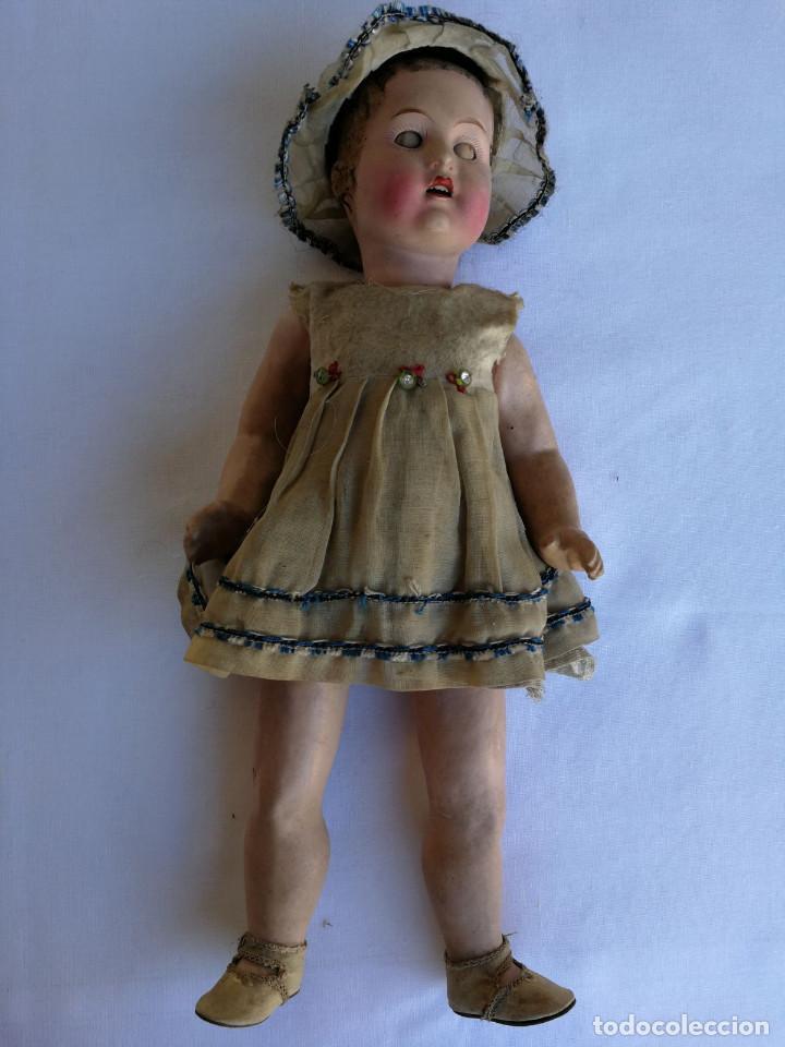 Muñecas Extranjeras: MUÑECA ALEMANA KAMMER & REINHARD principios sXX y pequeño lote piezas muñecas (VER FOTOS) - Foto 7 - 115474119