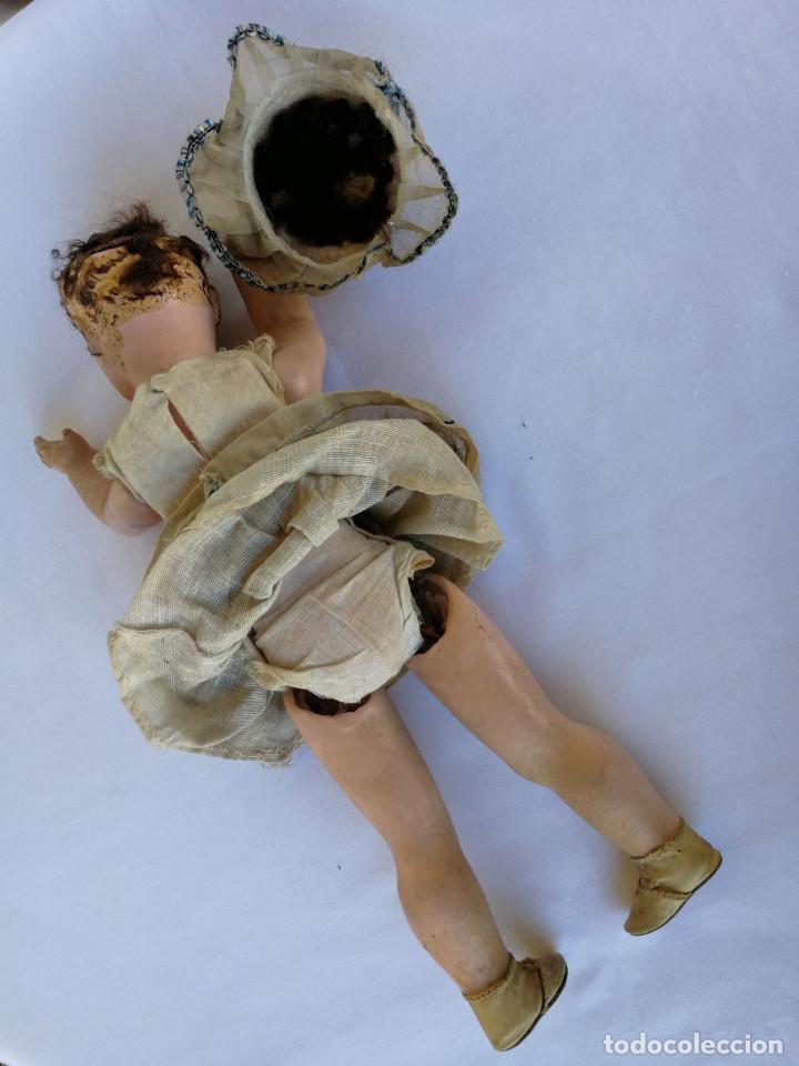 Muñecas Extranjeras: MUÑECA ALEMANA KAMMER & REINHARD principios sXX y pequeño lote piezas muñecas (VER FOTOS) - Foto 8 - 115474119