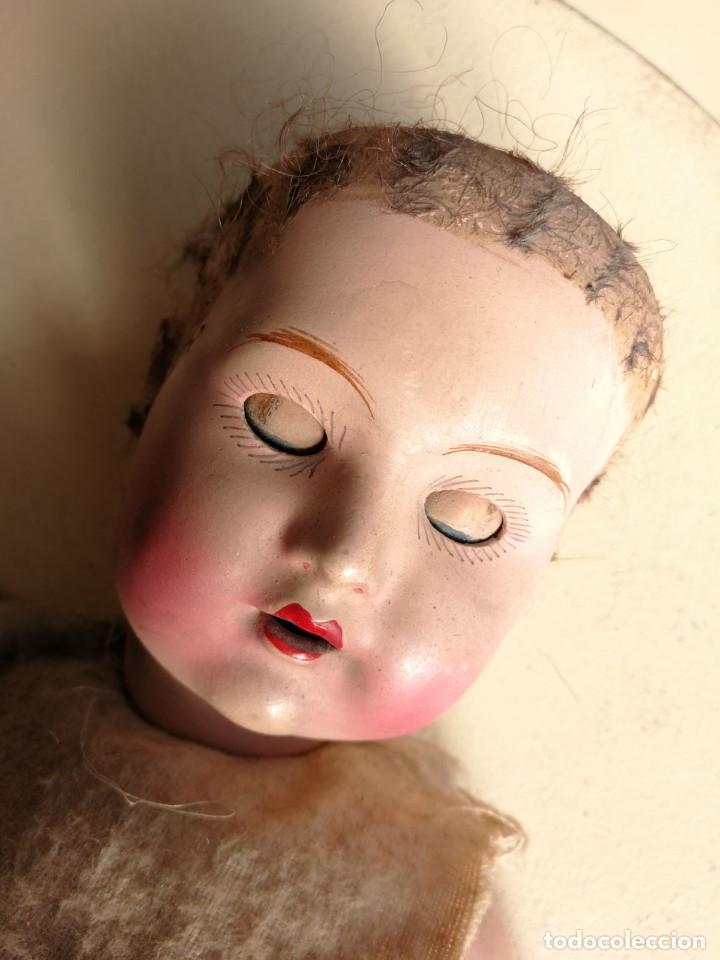 Muñecas Extranjeras: MUÑECA ALEMANA KAMMER & REINHARD principios sXX y pequeño lote piezas muñecas (VER FOTOS) - Foto 14 - 115474119