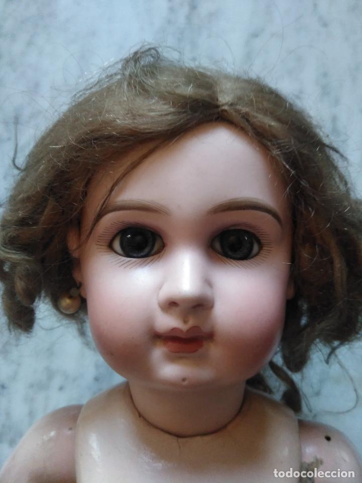 Muñecas Extranjeras: ANTIGUA MUÑECA JUMEAU. MEDAILLE D'OR PARIS. LEER DESCRIPCION. - Foto 3 - 116179635
