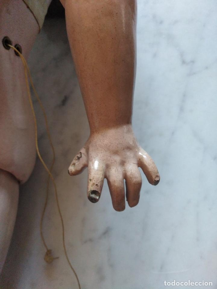 Muñecas Extranjeras: ANTIGUA MUÑECA JUMEAU. MEDAILLE D'OR PARIS. LEER DESCRIPCION. - Foto 7 - 116179635