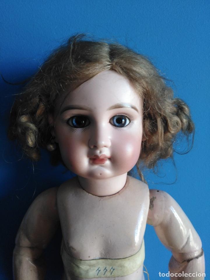 Muñecas Extranjeras: ANTIGUA MUÑECA JUMEAU. MEDAILLE D'OR PARIS. LEER DESCRIPCION. - Foto 17 - 116179635