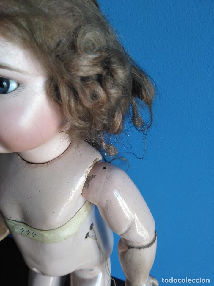 Muñecas Extranjeras: ANTIGUA MUÑECA JUMEAU. MEDAILLE D'OR PARIS. LEER DESCRIPCION. - Foto 20 - 116179635