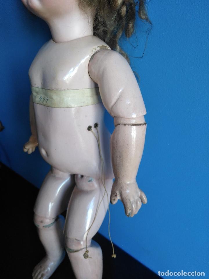 Muñecas Extranjeras: ANTIGUA MUÑECA JUMEAU. MEDAILLE D'OR PARIS. LEER DESCRIPCION. - Foto 21 - 116179635