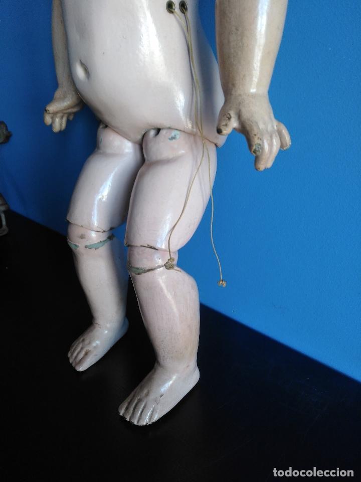 Muñecas Extranjeras: ANTIGUA MUÑECA JUMEAU. MEDAILLE D'OR PARIS. LEER DESCRIPCION. - Foto 22 - 116179635