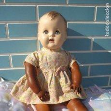 Muñecas Extranjeras: MUÑECO BEBÉ AMERICANO MAGIC SKIN DE LOS AÑOS 50. Lote 116649087