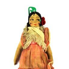 Muñecas Extranjeras: MUÑECA SEVILLANA TIPO LENCI. Lote 117031371