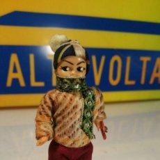 International Dolls - ANTIGUA MUÑECA ESQUIADORA ALTURA 11 CM - 117283251