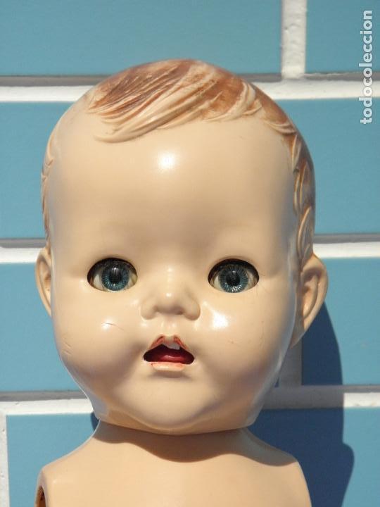 Muñecas Extranjeras: Cabeza y cuerpo de muñeco inglés Walker de Pedigree - Foto 2 - 117328039