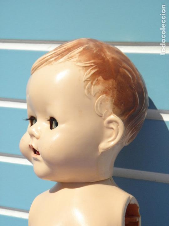 Muñecas Extranjeras: Cabeza y cuerpo de muñeco inglés Walker de Pedigree - Foto 3 - 117328039