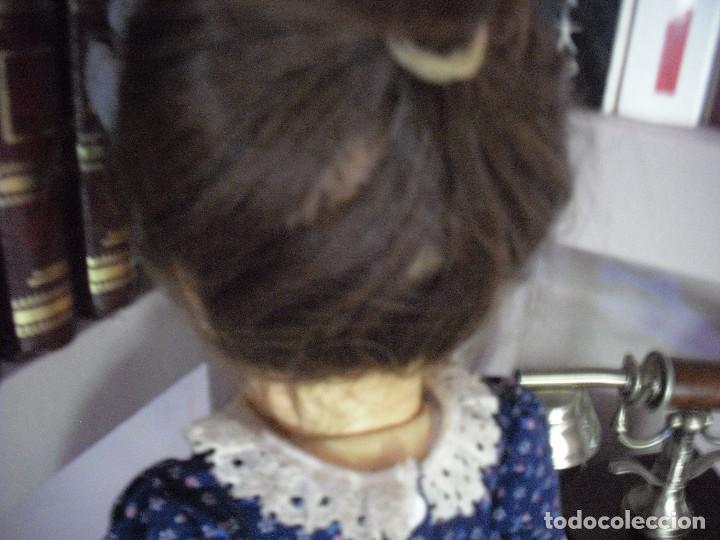Muñecas Extranjeras: MUÑECA KATHE KRUSE,50 CMS ,CREO QUE SE LLAMA MIMERLE,1950-55,LIGERO DECOLOR EN MEJILLAS - Foto 16 - 117746947