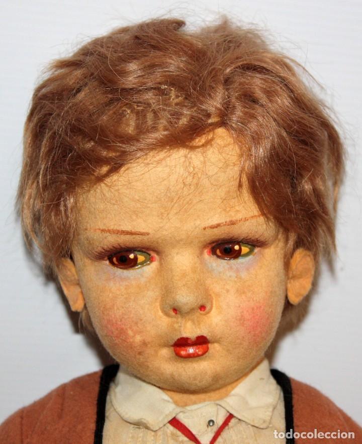Muñecas Extranjeras: MUÑECO ORIGINAL DE LA CASA TAF. AÑOS 30. CAMPERO ANDALUZ - Foto 4 - 118270051