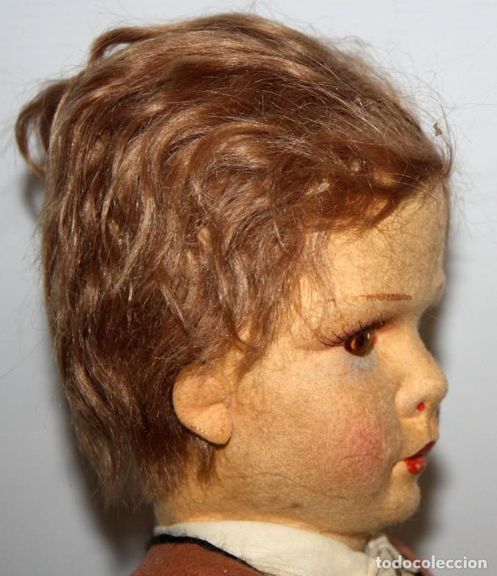 Muñecas Extranjeras: MUÑECO ORIGINAL DE LA CASA TAF. AÑOS 30. CAMPERO ANDALUZ - Foto 5 - 118270051