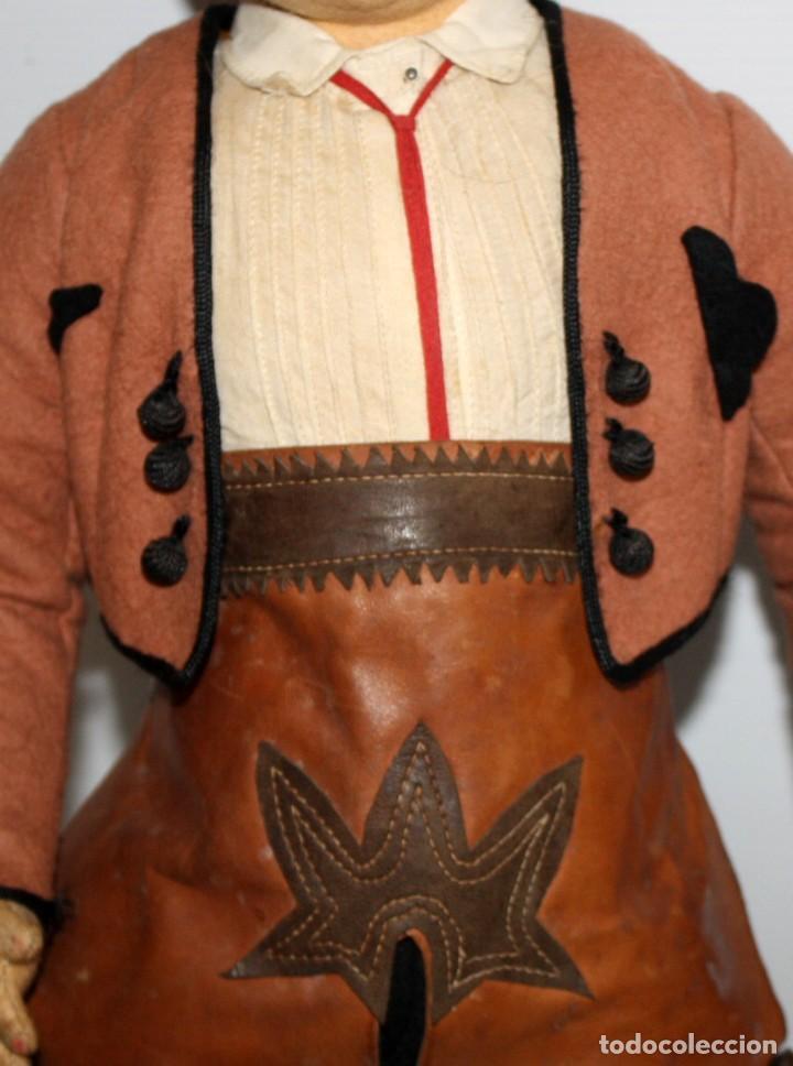 Muñecas Extranjeras: MUÑECO ORIGINAL DE LA CASA TAF. AÑOS 30. CAMPERO ANDALUZ - Foto 6 - 118270051