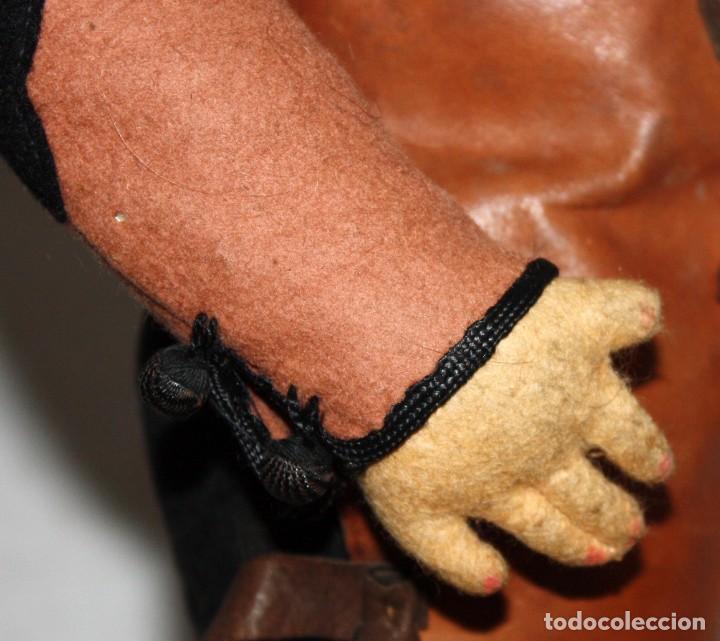 Muñecas Extranjeras: MUÑECO ORIGINAL DE LA CASA TAF. AÑOS 30. CAMPERO ANDALUZ - Foto 7 - 118270051