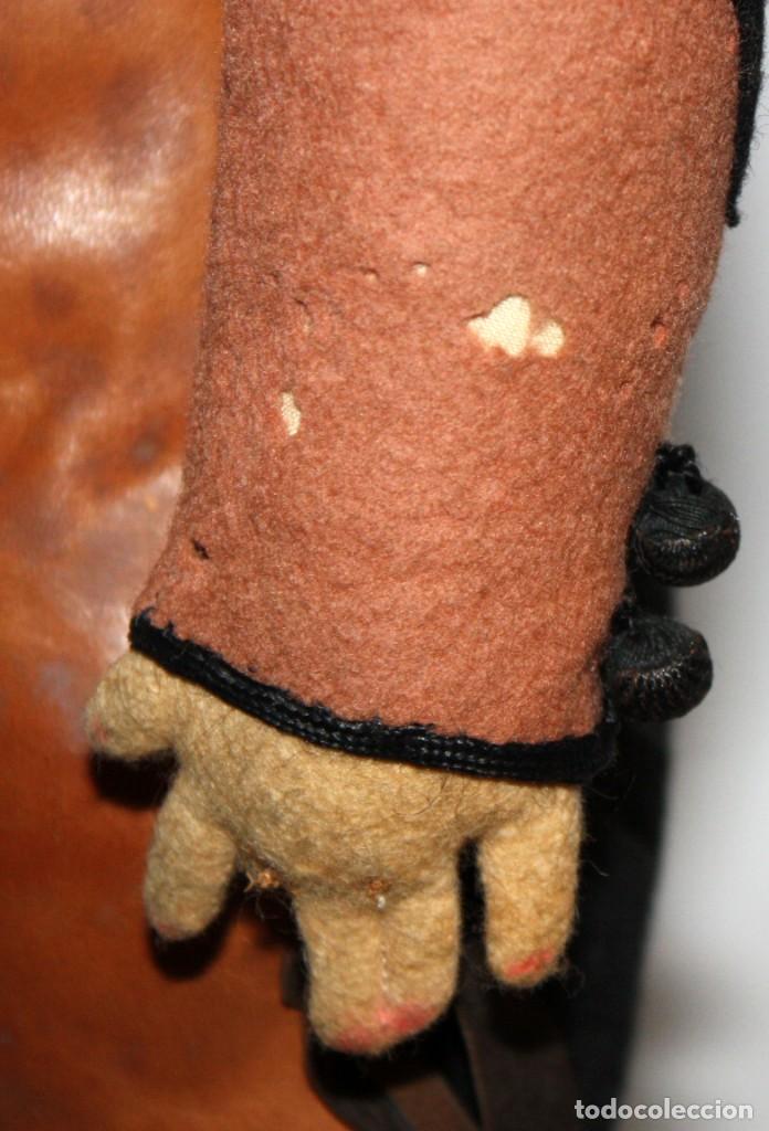 Muñecas Extranjeras: MUÑECO ORIGINAL DE LA CASA TAF. AÑOS 30. CAMPERO ANDALUZ - Foto 9 - 118270051