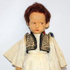 Muñecas Extranjeras: MUÑECA ORIGINAL DE LA CASA LENCI. AÑOS 30. LENCY. Lote 118271859