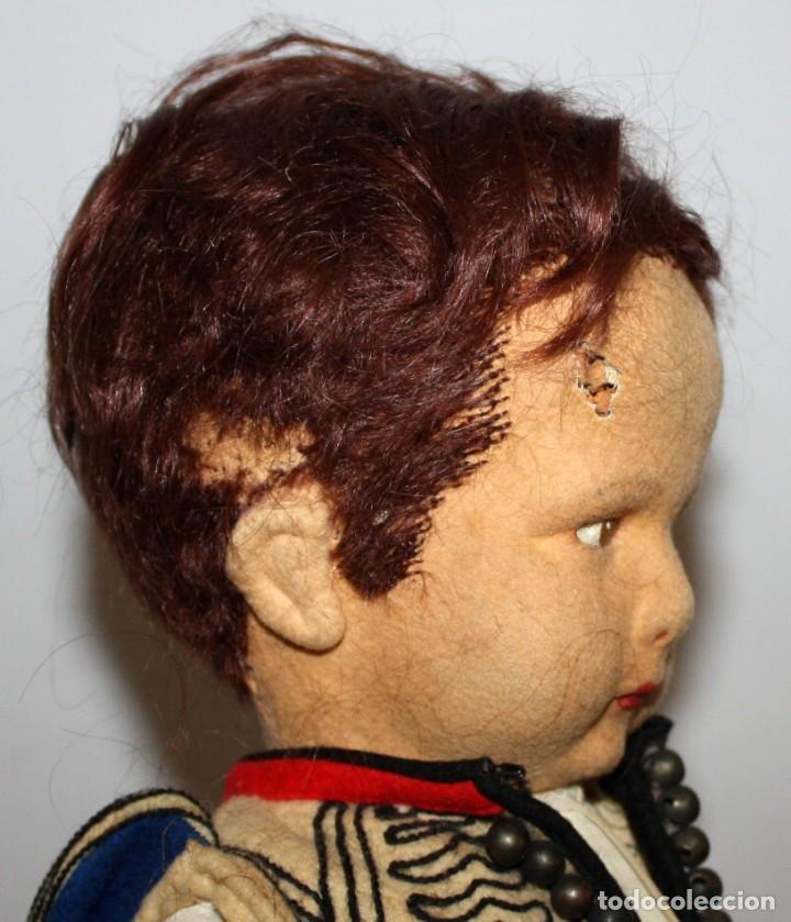 Muñecas Extranjeras: MUÑECA ORIGINAL DE LA CASA LENCI. AÑOS 30. LENCY - Foto 3 - 118271859