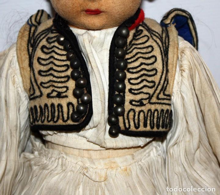 Muñecas Extranjeras: MUÑECA ORIGINAL DE LA CASA LENCI. AÑOS 30. LENCY - Foto 5 - 118271859
