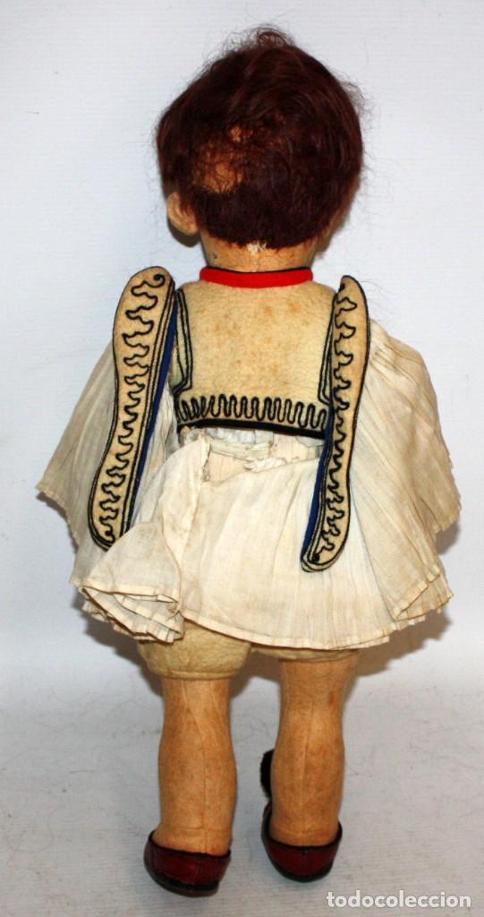 Muñecas Extranjeras: MUÑECA ORIGINAL DE LA CASA LENCI. AÑOS 30. LENCY - Foto 10 - 118271859