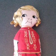 International Dolls - Muñeca trapo Shirley Temple - 118880715