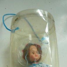 Muñecas Extranjeras: MUÑECA ANTIGUA TRAJE TÍPICO SAN MARINO (12,5 CM DE ALTO). OJOS MÓVILES. Lote 119186499