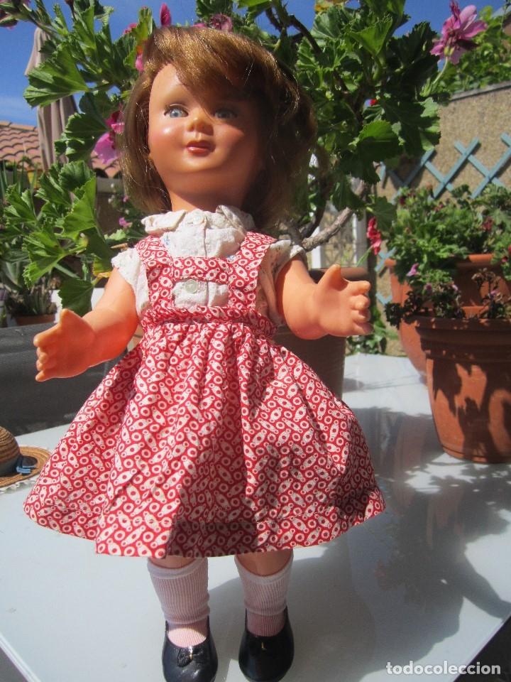 Muñecas Extranjeras: ANTIGUA MUÑECA FRANCESA ADA. boutique del museo de Paris. LEED INFORMACIÓN - Foto 5 - 92809325