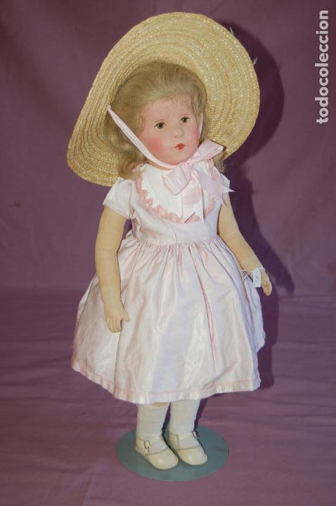 Muñecas Extranjeras: muñeca alemana kathe kruse - Foto 4 - 121980419