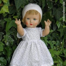 Muñecas Extranjeras: MUÑECA ANTIGUA INGLESA DE LOS AÑOS 50. Lote 122229111