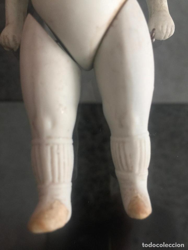Muñecas Extranjeras: ANTIGUA MUÑECA BISCUIT , GERMANY , DOLL GERMANY - Foto 4 - 122890571