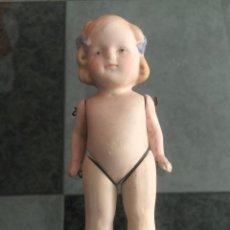 Muñecas Extranjeras: ANTIGUA MUÑECA BISCUIT , GERMANY , DOLL GERMANY 15 11/5. Lote 122890843