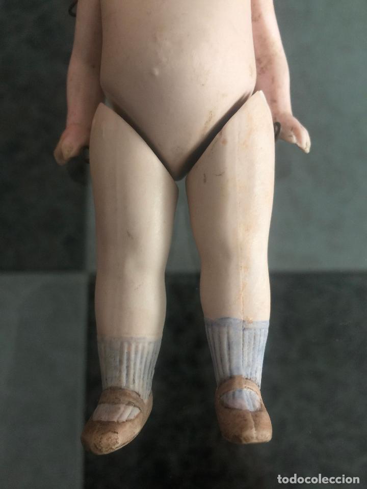 Muñecas Extranjeras: ANTIGUA MUÑECA BISCUIT , GERMANY , DOLL GERMANY 15 11/5 - Foto 2 - 122890843