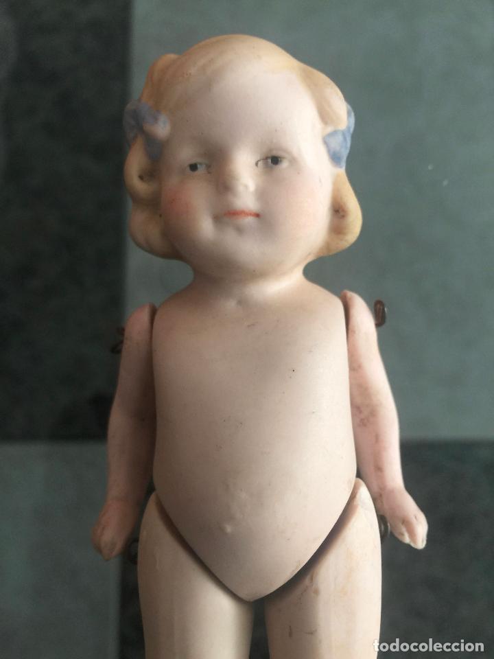 Muñecas Extranjeras: ANTIGUA MUÑECA BISCUIT , GERMANY , DOLL GERMANY 15 11/5 - Foto 3 - 122890843