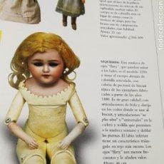 Muñecas Extranjeras: CUERPO MUÑECA SIMON HALBIG 1880. Lote 123170551