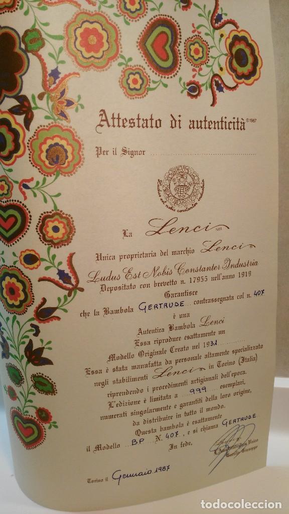 Muñecas Extranjeras: Lenci Gertrude - Foto 6 - 123425091