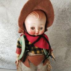 Muñecas Extranjeras: ANTIGUO MUÑECO INGLÉS DE PEDIGREE. Lote 124186398