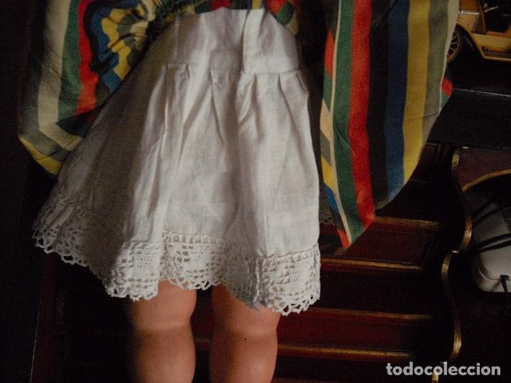 Muñecas Extranjeras: MUÑECA DE LA CASA BELLA,FRANCIA,VESTIDO-ROPA INTERIOR,ORIGEN,PELIRROJA 55CMS,AÑO 1952 - Foto 22 - 124622491