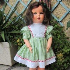 International Dolls - MUÑECA UNIS FRANCE MOLDE 247 MIDE 70 CM - 126928747